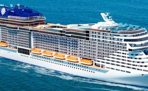 STX France : MSC Croisières confirme une commande pour 2 nouveaux navires