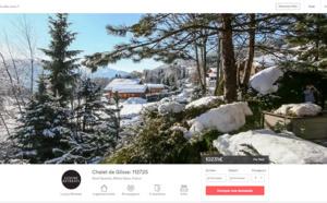 AirBnb : plus de 10 000 logements à louer dans les montagnes françaises