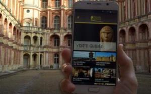 Saint-Germain-en-Laye : le musée d'Archéologie nationale lance une appli mobile d'aide à la visite !