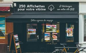La Française des circuits propose des affichettes téléchargeables pour les agences