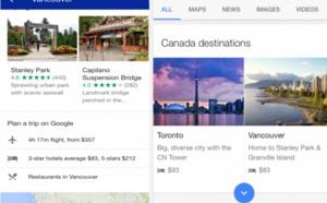 Et si Google devenait une agence de voyages en ligne ?