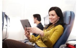 Delta Air Lines propose le Wi-Fi sur ses vols transatlantiques