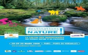 Destinations Nature : un salon ''à l'état pur''