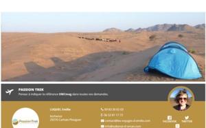 Sultanat d'Oman : Passion Trek arrive sur DMCMag.com