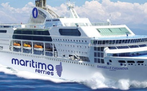 Corse : 2 navires de Maritima Ferries, ex-SNCM, bloqués par des marins de la compagnie