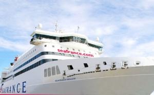 SeaFrance Molière : prochain ferry entre Calais et Douvre