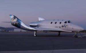 Tourisme spatial : Virgin Galactic dévoile son nouveau SpaceShipTwo