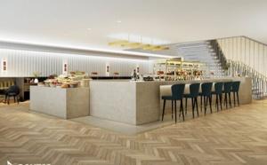 Qantas : nouveau salon à Londres-Heathrow début 2017