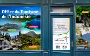 L'Indonésie ouvre son office national du tourisme à Paris
