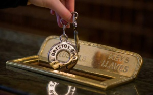 Le Bristol Hotel celebrated its 90 year anniversary