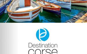 Destination Corse publie sa brochure Groupes & Autocaristes 2016