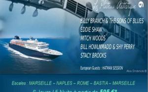 Croisière Blues Européenne : Voyages Byblos remet ça en 2016