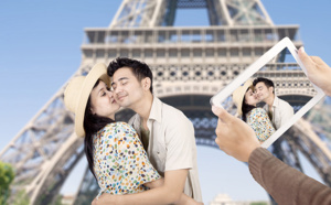 Ile-de-France: how does David Douillet want to seduce and reassure Chinese tourists?