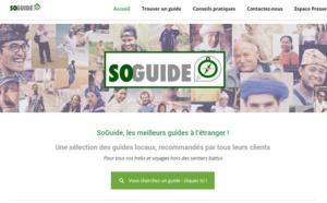 SoGuide veut aider les guides touristiques dans les pays en développement