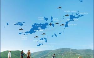 Les Iles Vierges Britanniques: un archipel chic et décontracté
