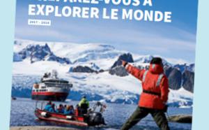 Hurtigruten propose de nouvelles croisières d'exploration pour 2017/2018