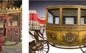 Versailles: the coach gallery will open in May 2016