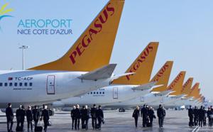 Pegasus Airlines : reprise des vols Nice-Istanbul dès le 11 mars 2016