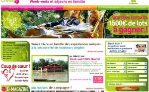 Le CDT Creuse lance un nouveau site web orienté vers les familles