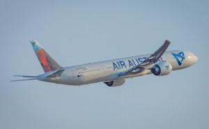 """Air Austral : """"l'arrivée des deux Boeing 787 rationalisera la desserte de notre réseau"""" (Vidéo)"""