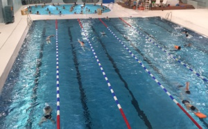 Issy-les-Moulineaux (Hauts de Seine): the first Feng Shui swimming pool of France