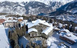 Barrière : l'hôtel Les Neiges ouvrira en décembre 2016 à Courchevel