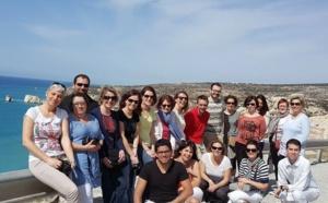 Salaün Holidays : une vingtaine d'agents de voyages en éductour à Chypre