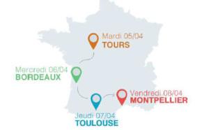 Guadeloupe : le CDT en tournée dans 4 villes françaises du 5 au 8 avril 2016