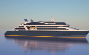 Croisières d'expédition : Ponant commande 4 nouveaux navires