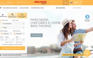 Pegasus Airlines rénove son site Internet