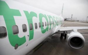 Transavia France base un nouveau Boeing B737 à Lyon en 2016