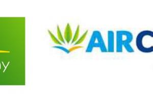 Air Caraïbes et Europcar en partenariat commercial exclusif