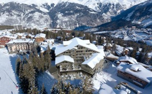 Barrière: Les Neiges Hotel will open in December 2016 in Courchevel