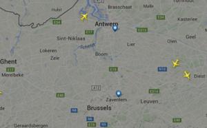 Explosions à Bruxelles-Zaventem : vols redirigés vers Liège, Charleroi, Ostende et Lille