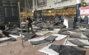 Bruxelles : l'aéroport de Zaventem restera fermé jeudi 24 mars 2016
