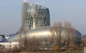 La Cité du Vin will open on June 1st, 2016 in Bordeaux