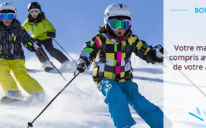 CGH Residences & Spas provides skiing equipment in April