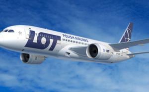 LOT Polish Airlines relance son Nice-Varsovie