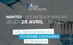 MICE : Meet Pro Bretagne débarque à Nantes le 28 avril 2016