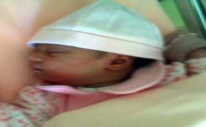 Thalasso n°1 : arrivée d'une petite « Zencroyable » Lina