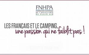 Campings : 113 millions de nuitées (+3,5 %) en 2015 en France