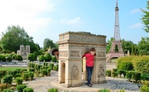 Ile de France (Yvelines) : le parc France Miniature fête ses 25 ans