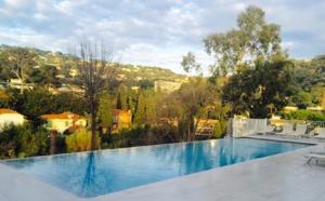 Cannes : l'hôtel La Bastide de l'Oliveraie refait à neuf