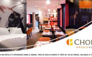 Hauts-de-Seine : Ouverture du Comfort Hotel Sixteen Paris Montrouge