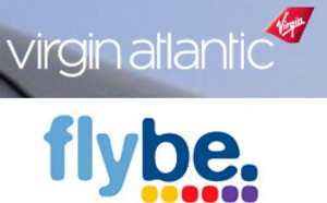 Virgin Atlantic et Flybe signent un accord de code-share
