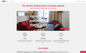 Echange de maisons : GuestToGuest passe la barre des 200 000 logements référencés