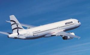 Aegean Airlines ouvre Lille-Athènes et Brest-Héraklion