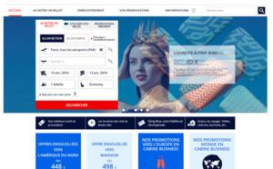 Stratégie web : rassurer les clients, la priorité d'Air France