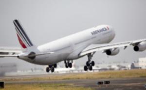 Air France : agence éphémère d'enregistrement bagages au centre de Paris