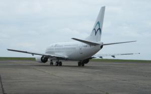Air Méditerranée : 2 B737 mis aux enchères à Tarbes